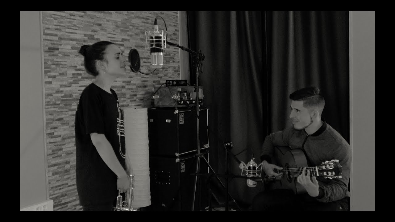 Insensatez (How Insensitive) A. C. Jobim by Andrea Motis and Amos Lora