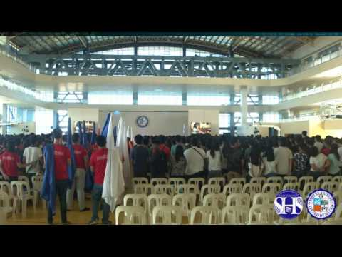 Senior High School Orientation: Closing Program