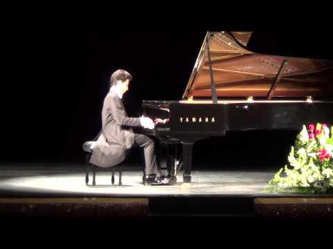 Johann Sebastian Bach. Preludio y fuga n4...