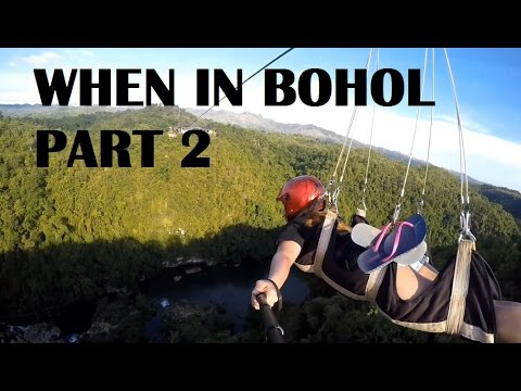 BOHOL VACATION VLOG PART 2!!