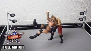 FULL MATCH — Brock Lesnar vs. Randy Orton: WWE SummerSlam 2016
