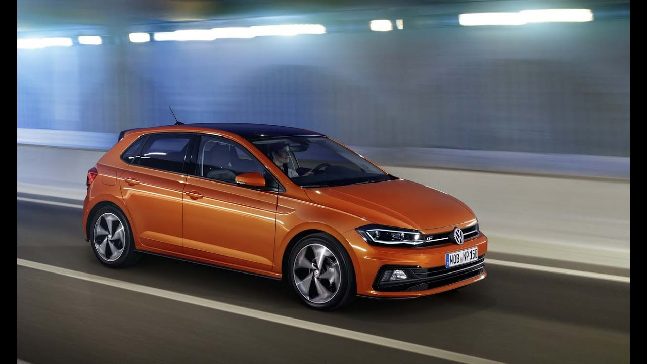 The New Volkswagen Polo World Premiere Full Hd 1920x1080 Youtube
