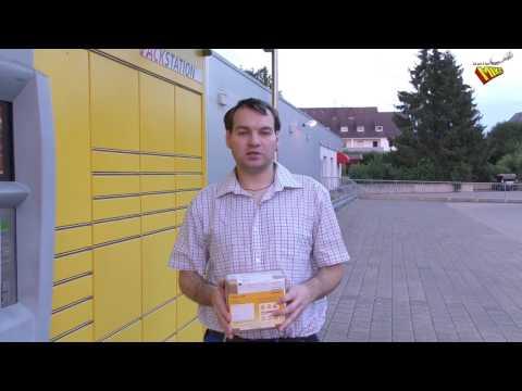 DHL Packstation (ohne Registration)