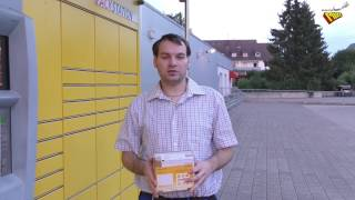 DHL Packstation (ohne Registration)