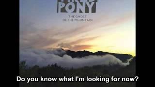 Tired Pony - The creak in the floorboards (lyrics - letra)