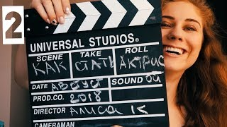 Смотреть видео КАК СТАТЬ АКТРИСОЙ  2 . Кастинги в Москве, мастер-класс по озвучанию онлайн