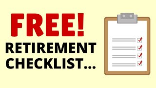 How to Choose the Best Place to Retire  ❤️FREE Retirement Checklist