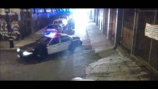 Alameda County Sheriff Beating in San Francisco Video