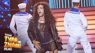 Roman Vojtek jako Cher -