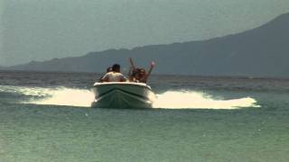 Banana boat ..Rock  the boat tip over