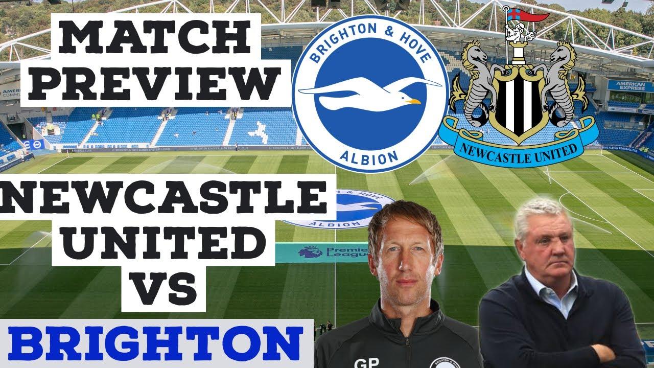 Brighton Vs Newcastle United Match Preview - YouTube