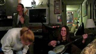 Banjo Jam 2-17-09