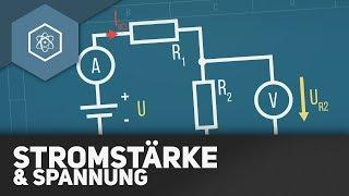 Stromstärke & Spannung Grundlagen - REMAKE ● Gehe auf SIMPLECLUB.DE/GO & werde #EinserSchüler