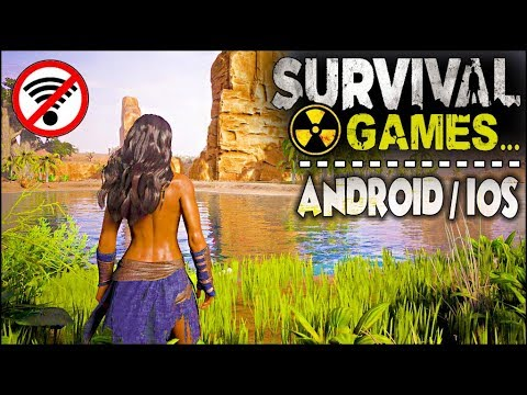 """Top 10 Survival Games """"High Graphics"""" For Android/iOS in 2017 Gamerzed Tv"""