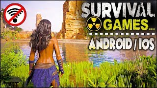 "Top 10 Survival Games ""High Graphics"" For Android/iOS in 2017 