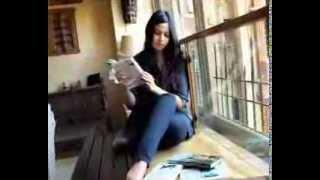 Meet Alia's cute sister Shaheen Bhatt