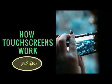How Does Your Touch Screen Work