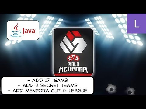 Download PES 2021: MENPORA CUP for JAVA