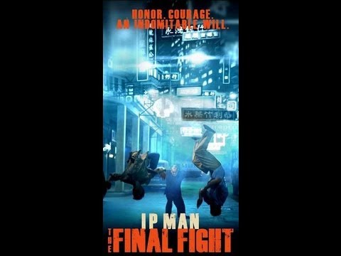 Ip Man The Final Fight - Trailer / Bande annonce VO - Herman Yau
