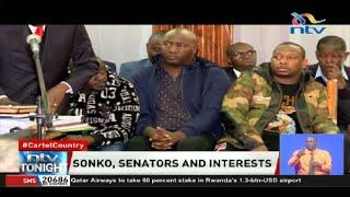Senators representing Governor Mike Sonko in graft case raise concerns