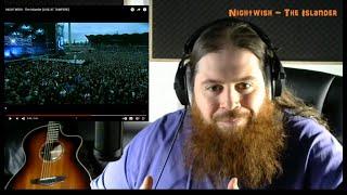 SINGER-SONGWRITER REVIEWS NIGHTWISH - The Islander