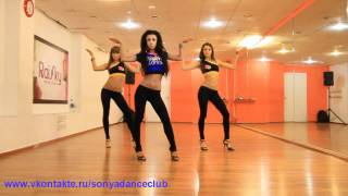 SONYA DANCE lesson for beginners