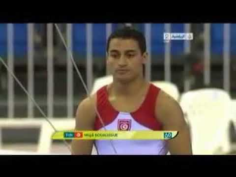 Arab Games in Qatar 2011 gymnastics ring   YouTube2