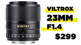 Primeras Impresiones REVIEW Viltrox 23mm F1.4 Para Sony a6000.