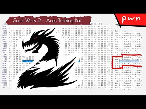 MMORPG Bot Reverse Engineering and Tracking