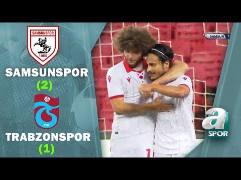 Samsunspor 2  -1 Trabzonspor MAÇ ÖZETİ (Hazırlık Maçı)
