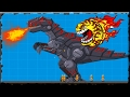 Robot Dinosaur Black T-Rex Full Game Walkthrough