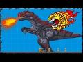 Robot Dinosaur Black T-Rex Full Game Walkthrough