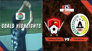 Kalteng Putra (0) vs PSS Sleman (2) - Goal Highlights | Shopee Liga 1