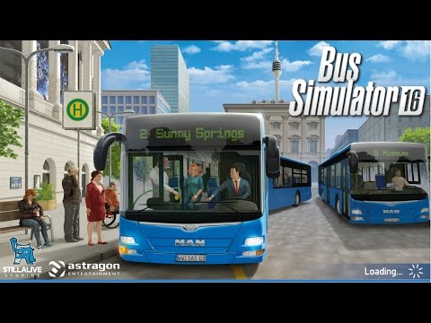 Bus Simulator 2016 | I WAS BORN TO DO THIS #1 |