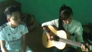 Người nào đó - Thắm vs Duy ( Khoá 1 lớp Guitar xã An Khê )