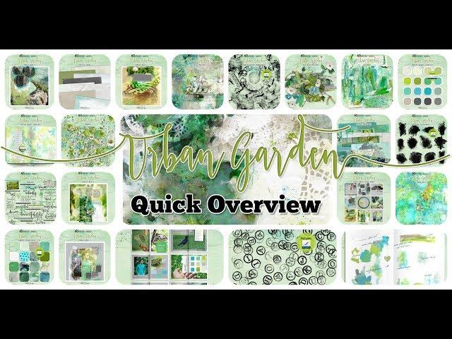 Urban Garden - Quick Overview - by NBK-Design