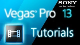 Sony Vegas Pro 13 - The Picture In Picture Effect