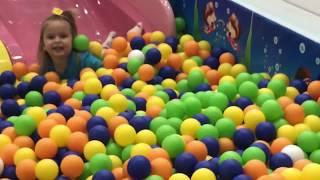 Детская игровая комната ТРЦ МореМолл Сочи Детское видео