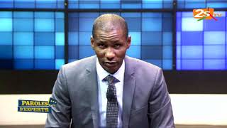 #2stvReplay Dr SOULEYMANE A. DIAGNE et Pr ALIOUNE DIOUF DANS PAROLES D'EXPERTS DU 17 SEPTEMBRE 2020