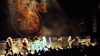 Saxon - Made In Belfast (Live)