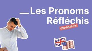 Comment Utiliser Les Pronoms Réfléchis : Myself, Yourself, Etc En Anglais - Pa