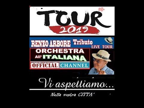 Mix NAPOLI 2018 Canzoni  (Orchestra all'ITALIANA)