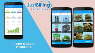 Products: from this screen, you can add/edit products in just billing app. section we will briefly discuss about: 1. how to add a product? 2. ...