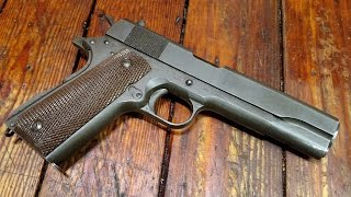Remington Rand WWII 1911  Ch 2