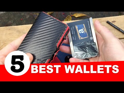 5 BEST SLIM WALLETS - Which Would You Buy?