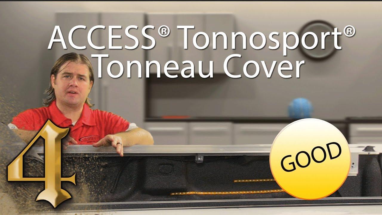 Access Tonnosport Tonneau Cover Youtube
