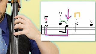 How to Play AMAZING GRACE on Cello   Sacred Sunday Lessons