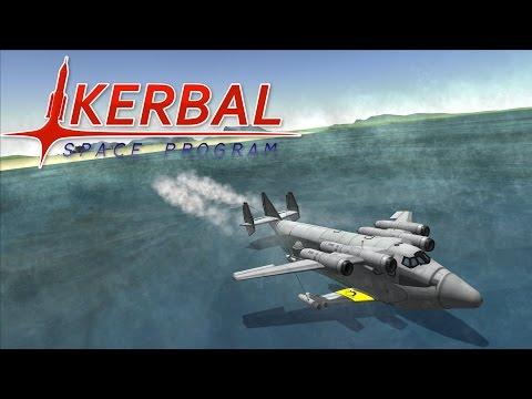 Subscriber Designs - Sea Planes and Crazy SSTOs - Kerbal Space Program