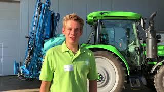 Gemüsegärtner sammeln Punkte für Swiss Skills