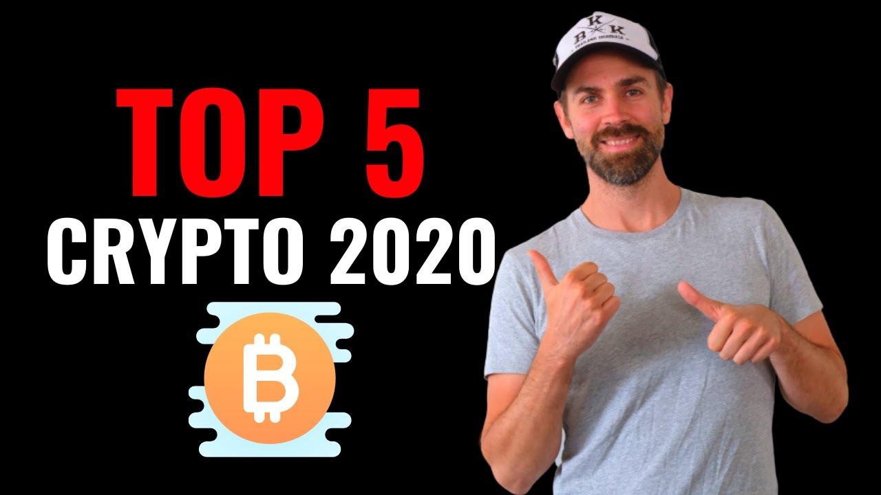 Le TOP 5 des meilleures CRYPTOS MONNAIES en 2020